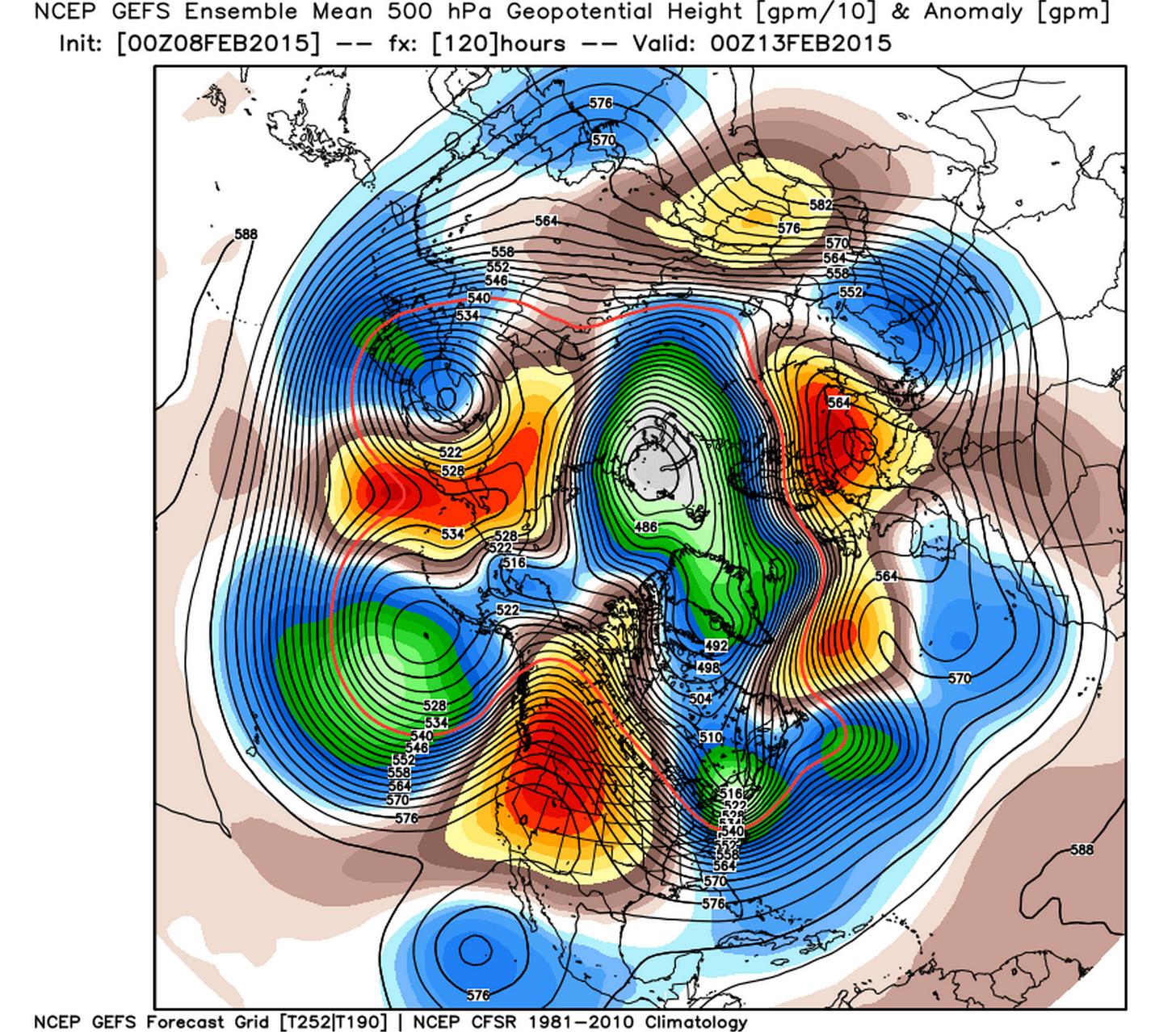 GEFS | WeatherBell Analytics