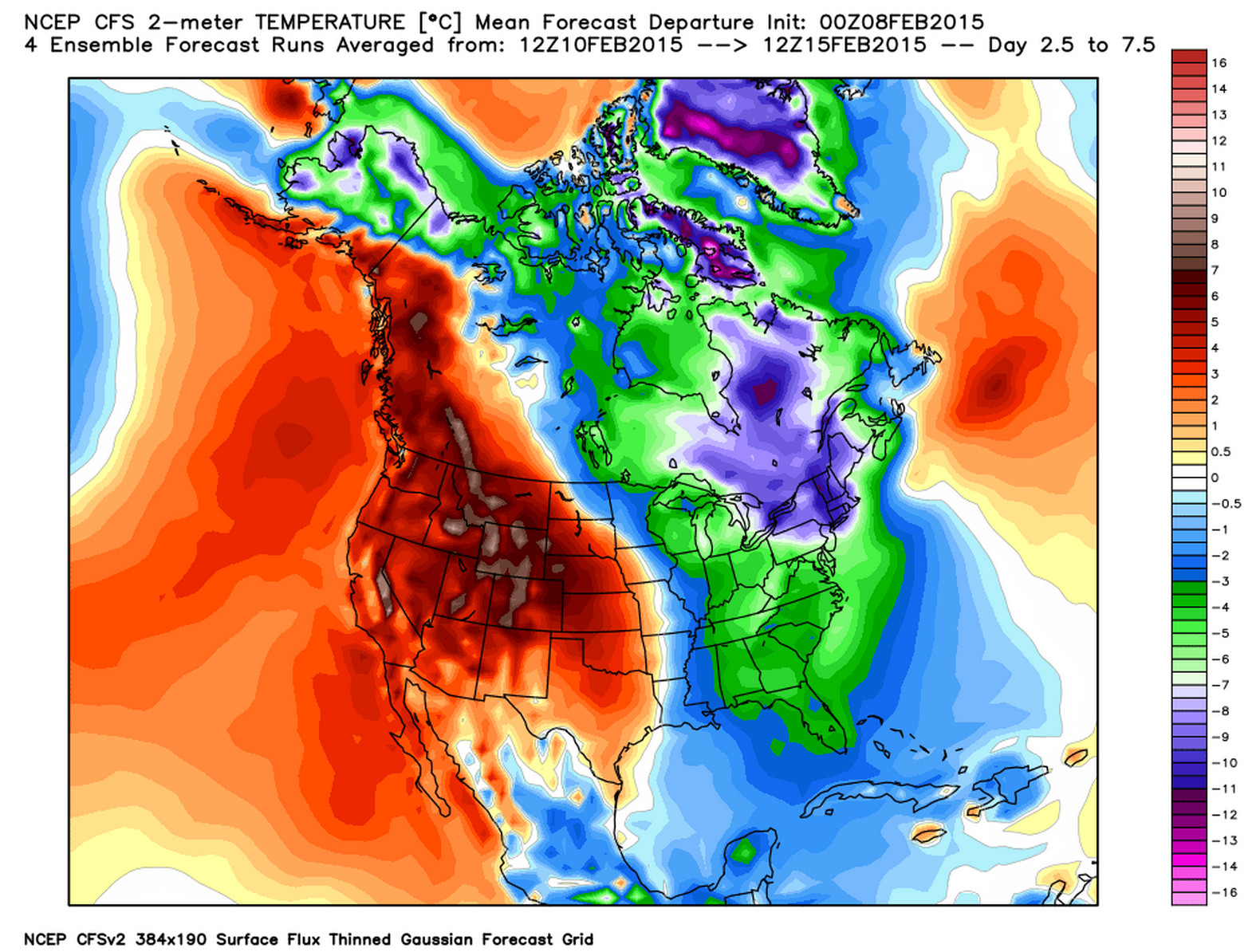 CFS | WeatherBell Analytics