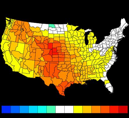 NCDC Temperature Anomalies