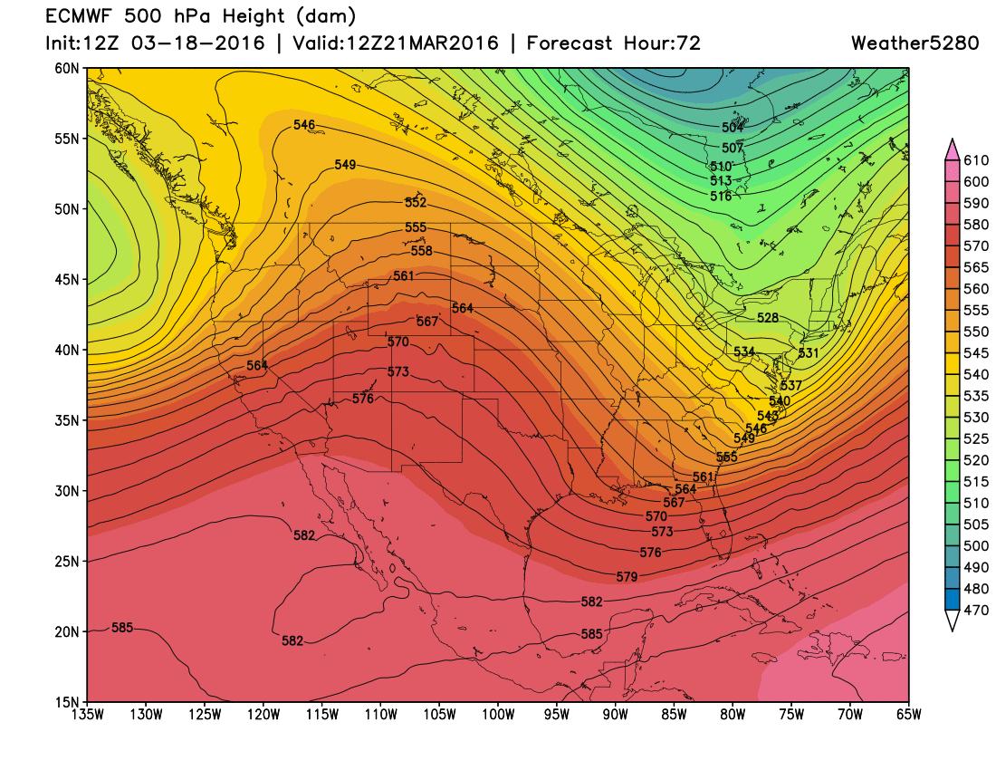 Weather5280 Models
