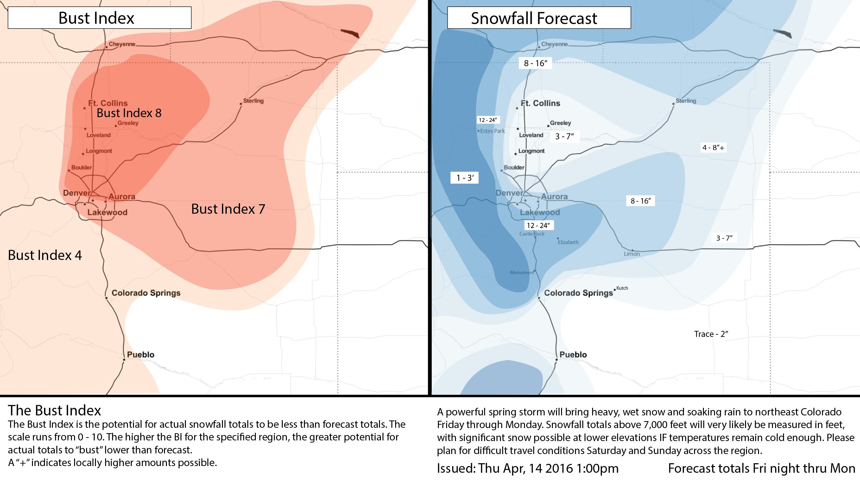 Weather5280 Snow Forecast