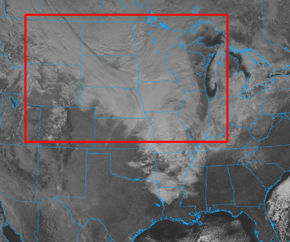 weather.cod.edu GOES16 Visible