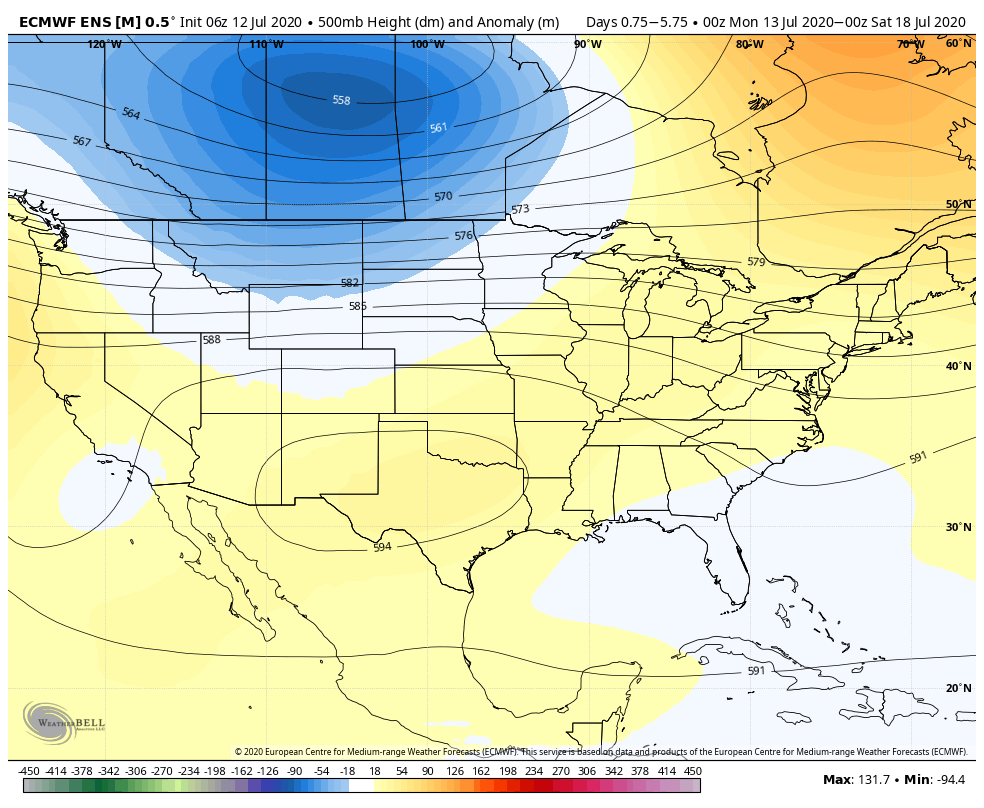 image: The State of the Atmosphere: Sunday, July 12th, 2020